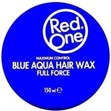 Red One Maximum Control Blue Aqua Wax - Bubblegum Fragrance -Full Pack Available