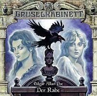GRUSELKABINETT - FOLGE 139: DER RABE     CD NEW