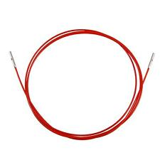 ChiaoGoo 1 Rope, 1 Cable key TWIST RED LARGE 93 cm Rope length 7537- L