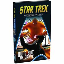 STAR TREK COLL VOL 111 TOS TNG NONE BUT THE BRAVE - HARDCOVER