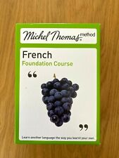 Michel Thomas Foundation Course: French by Michel Thomas (CD-Audio, 2006)