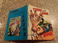 ZAGOR ZENITH N.123 ORIGINALE OTTIMO TIPO WEST TEX MARK ARALDO RANGER
