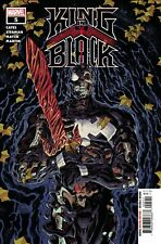 KING IN BLACK #5 COVER A 4/7/21 $4.99 shipping for unlimited comics