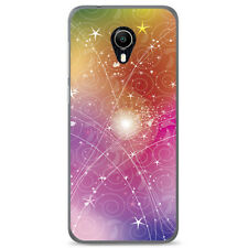 Cover Gel TPU Case Cover for Vodafone Smart N9 Lite Design Abstract Drawings