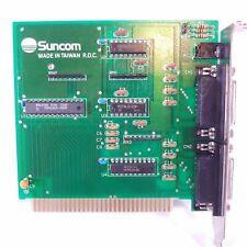 Vtg Suncom gameport 2000 Sound Card 96-6181 computer pc part board chip t1