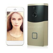 HD 720P WIFI Visual Intercom Door Phone Wireless Video Doorbell With PIR E2R4