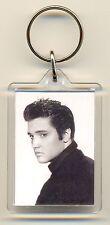 Elvis Presley Portrait Acrylic Keyring Official