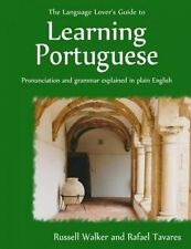 The Language Lover's Guide to Learning Portuguese by Walker, Russell -Paperback