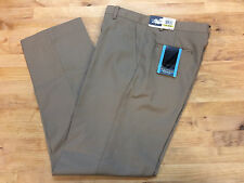 Nautica Kids Pants, Boys Herringbone D Taupe, Size 10 Reg