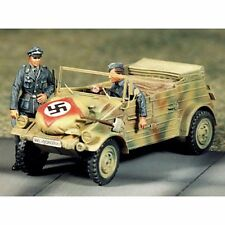 SOL RESIN FACTORY, MM044, 1:48, KUBELWAGEN (VEHICLE, 2 FIG. INCLUDED)