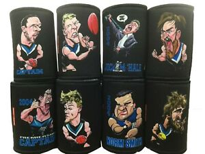 Port Adelaide Power Player Caricature coolers - Paul Harvey