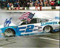 Brad Keselowski Autographed Signed 8x10 Photo REPRINT