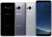 "Samsung Galaxy S8 G950u 5.8"" 64GB 4G LTE GSM Unlocked Smartphone SR"