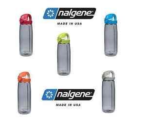 Nalgene OTF 0,7 L Trinkflaschen Grau-Serie-Sonderfarben  Neu