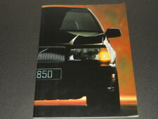 VOLVO 850 GLT brochure dossier de presse media press kit - édition 1992