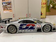 AutoArt 1/12 Mercedes CLK GTR 1997 gt1 Championship winner