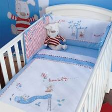 Izziwotnot Time To Play Petit Henri 5 Piece 1 Tog Coverlet Bedding Bale, Cot Bed