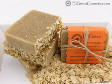 6 bars of DONKEY MILK SOAP WITH OATMEAL SCRUB 130GR
