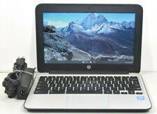 HP Chromebook 11 G4 Celeron N2840 2.16GHz 4GB RAM 16GB SSD 11.6