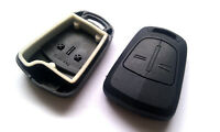 Vauxhall Opel 2 button remote key fob case button part