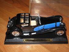 Bugatti Royale 1928  miniature collection ancien .