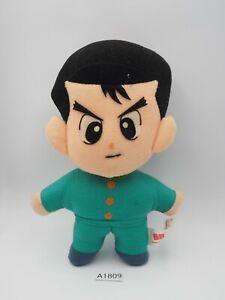 "Yu Yu Hakusho A1809 Yusuke Urameshi Tomy Yujin 7"" Plush Toy Doll Japan"
