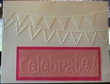 Homemade Happy Birthday greeting card