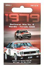 PETER BROCK - 1979 HARDIE-FERODO 1000 BATHURST WIN PIN #4