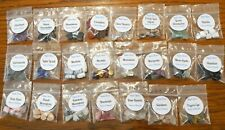 Set 6 Crystals 44 Choices for Sacred Crystal Grids Crystal Sets for Grids