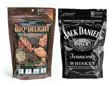 Jack Daniels Smoking Pellets & Oak Smoking Pellets
