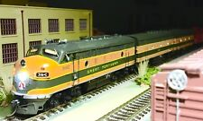 Athearn / Digitrax  HO RTR    DC&DCC Pwr'd    USPS Insured    ( photo & list'g )