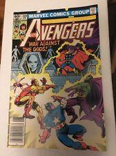 Avengers 220 Drax Story Origin Retold VF/NM Cond!!