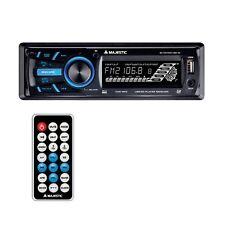 MAJESTIC SD 245 RDS/USB/AX AUTORADIO RDS FM/FM STEREO ELETTRONICA PLL NERO