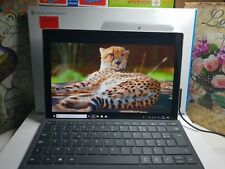 Microsoft Surface Pro 4 (1724), Intel ® Core ™ i5, 256gb, 8gb di RAM, (AZERTY infausti)