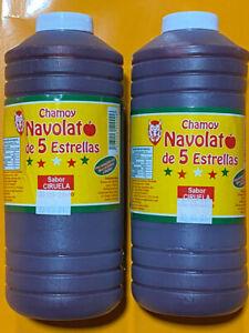Chamoy Navolato | 5 Estrellas Original | 2 Pack