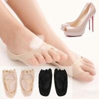 1 Pair Health Foot Care Massage Toe Socks Five Fingers Toes Compression Socks HQ