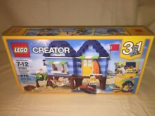 NIB LEGO® Creator Beachside Vacation Building Play Set - 31063 - 3 in 1