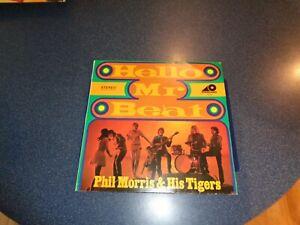 LP     Phil Morris & His Tigers   Hello Mr Beat   1969     Standard 0 1211