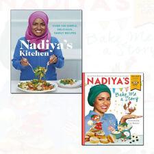 Nadiya's Kitchen and World Book Day 2018 2 Books Set Nadiya's Bake Me a Story UK