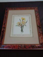 Framed Botanicals Print By Windsor Art Products