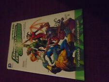 DC Comics - Green Lantern New Guardians Vol 1 The RIng Bearer Hardback New 52