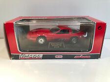 1/24 Majorette Voiture Miniature Chevrolet Corvette Coupé Neuf