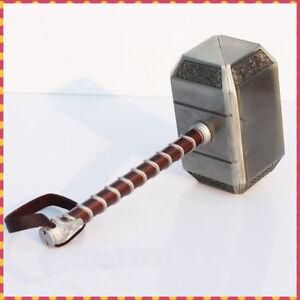 Full Metal Avengers Thor Hammer 1:2 Replica Prop Mjolnir