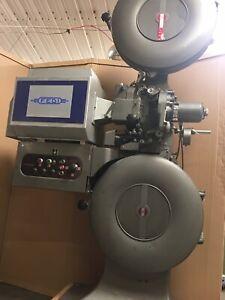 FEDI 35mm Film Projector,650w Quartz Lamp,Stereo,converted 4 Home USE
