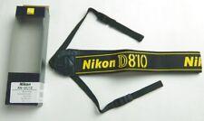 NIKON courroie d'origine AN-DC12 pour reflex D810