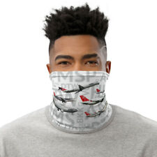 NWA Aircraft with Airport Codes - Neck Gaiter