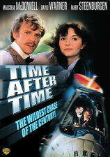 Time After Time 0883929030835 With Malcolm McDowell DVD Region 1