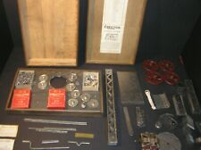 Antique Gilbert 1916 Erector Set # 4 with Motor and Instruction Catalogue