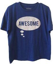 Urban Pipeline Boys T Shirt  Blue Size XL