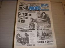 LA VIE DE LA MOTO LVM 189 09.96 MOTO GUZZI MONOCYLINDRE 2 TPS GUZZINO MOTOS 1910